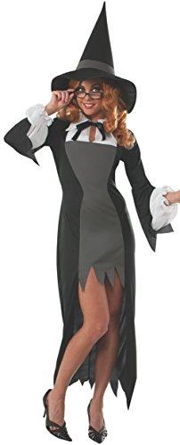 Rubie 's Offizielles Damen Puritan Hexe Halloween Erwachsene Kostüm-Medium