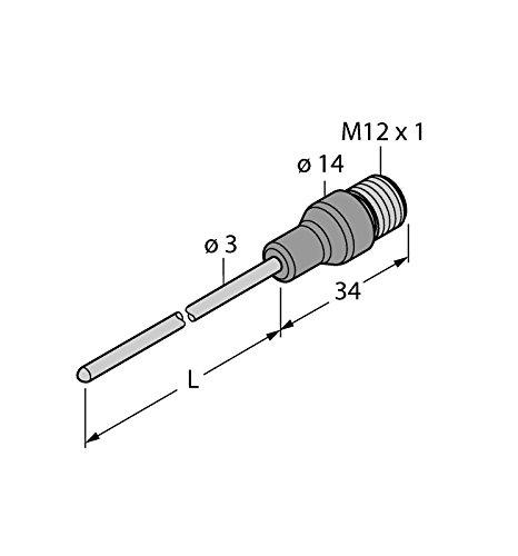 9910402-TP-LINK gtl-203a Sonde de détection de CF-h1141L100, température