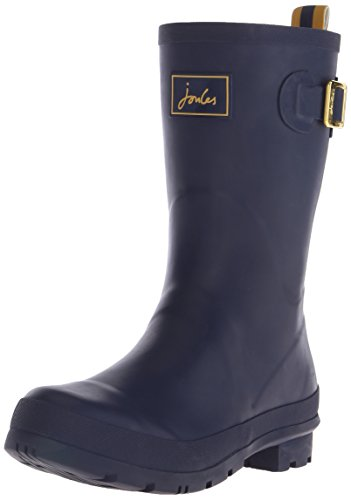 Joules T_Kellywelly, Women's Wellington Boots, Blue (Frnavy), 5 UK (38 EU)