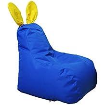 quwei niños Cartoon conejo ocio creativo Rolling Puff asiento trasero sofá conjuntos