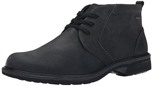 ECCO Shoes  Turn Boot,  Herren Chukka Boots Schwarz
