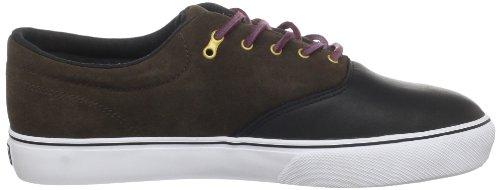 Emerica Reynolds Cruisers, Chaussures de skate homme Marron/noir
