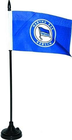 Hertha BSC Berlin Soundartikel Fahnenmast Fahne