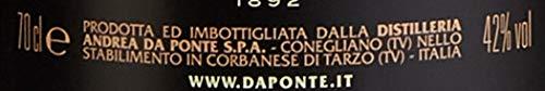 Andrea Da Ponte Vecchia Prosecco Grappa (1 x 0.7 l)