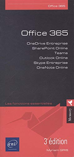 Office 365 - (3e édition) par Myriam GRIS