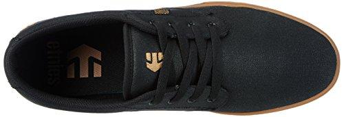Etnies Herren Jameson 2 Eco Sneaker Schwarz (Black/Bronze)