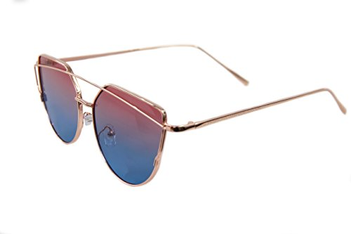 The Gorgeous 1 Damen Sonnenbrille Gr. Medium, Purple Nightfall