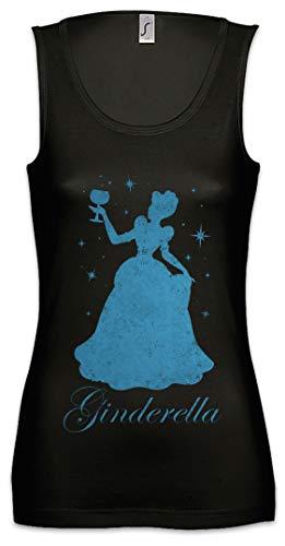Dance Kostüm Urban - Ginderella Damen Frauen Tank Top Shirt Größen S - XL