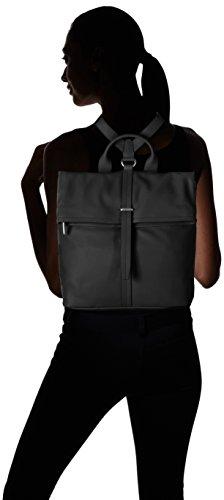 BREE  Fantastic 6, black, backpack S S16, Cabas pour femme Noir - Noir (noir 900)
