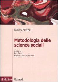Metodologia delle scienze sociali