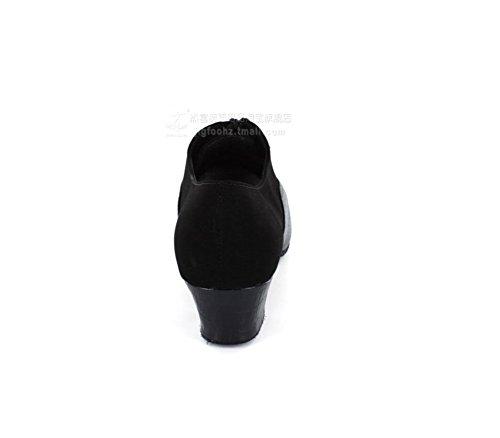 Chaussures De Danse Latine / Chaussures À Semelles Souples Pour Adultes A