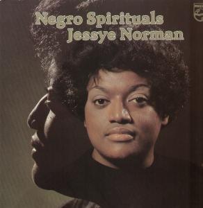 NEGRO SPIRITUALS LP UK PHILIPS 1979 15 TRACK