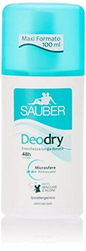 Sauber Deo Dry Vapo Ml.100