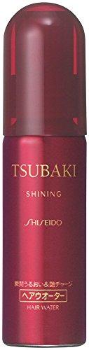 Shiseido |Hair Care| TSUBAKI Water moist with camellia oil EX 70ml (japan import)