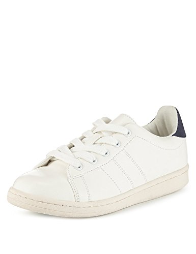 ms-marks-and-spencers-new-white-ladies-plimsolls-trainers-top-womens-casual-girls-fitness-slip-on-la
