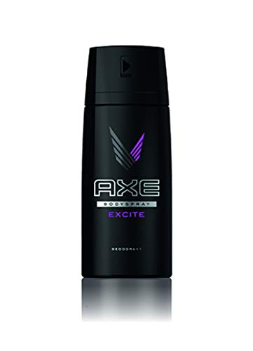 Axe Deospray Excite ohne Aluminium, 3er Pack (3 x 150 ml)