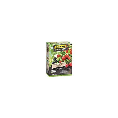 Engrais Fraisiers et Petits Fruits 1,2Kg Algo