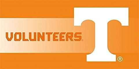 Team Sport Amerika Tennessee Freiwilligen Dekorative Matte einfügen, 25,4x 55,9cm