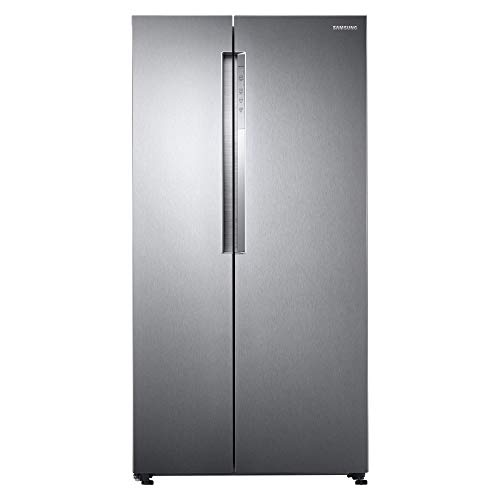 Samsung RS62K6198SL/ES Frigorifero Side by Side RS6500, Total No Frost, 620 L, Inox