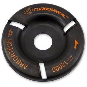 Arbortech turboplane Universal Gestaltung Schleifen Klinge für 100mm & 115mm Winkelschleifer