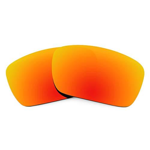 Verres de rechange polarisés Elite Rouge Reu pour Oakley Fuel Cell 5ba16808fff8