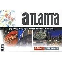 Insight Pocket Map Atlanta: Top Sights - Bars & Restaurants - Shopping