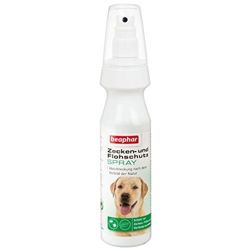 beaphar Zecken- & Flohschutz Spray für Hunde | Sofortschutz gegen Zecken & Flöhe | Anti-Fl Preisvergleich