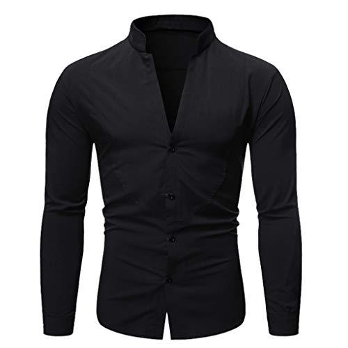 51 Einfache Und Günstige Kostüm - DNOQNHerren BeiläUfig Blusen Sportshirt Polohemd Komfortable