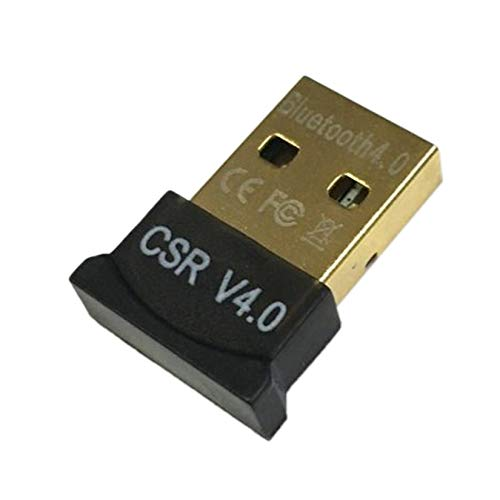 Wenwenzui-ES Mini USB Bluetooth Adapter CSR Dual Modus Drahtlose Bluetooth V4.0 EDR Dongle USB Transmitter Für Windows 7 8 10 PC Laptop Bluetooth Headset Voice-dial