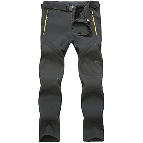 Pantaloni da escursionismo, Sport all'aperto, Pantaloni in softshell da uomo,