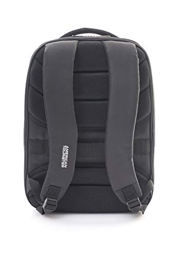 American Tourister Essex 25 Ltrs Black Laptop Backpack (AS4 (0) 09 004) Image 6