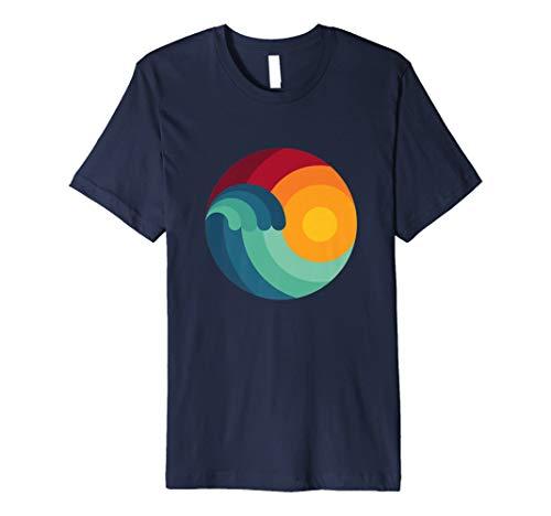 Surf Windsurfing Kitesurfing Big Wave Bali Geschenk Shirt
