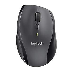 Logitech Marathon M705 - Belaidės Maus (für Notebook/Computer mit 3Jahren Batterielebensdauer) einfarbig