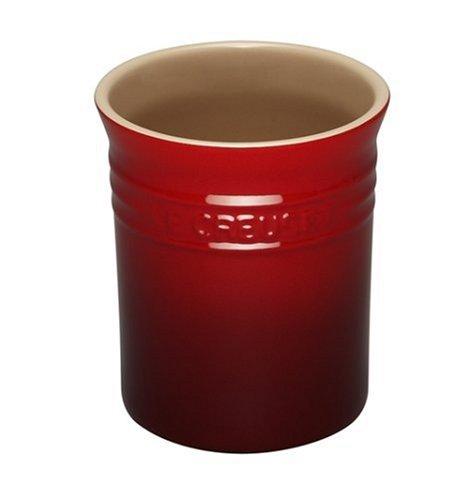 Le Creuset Contenitore per utensili da cucina, 1.1 Litri,  colore: Rosso ciliegia