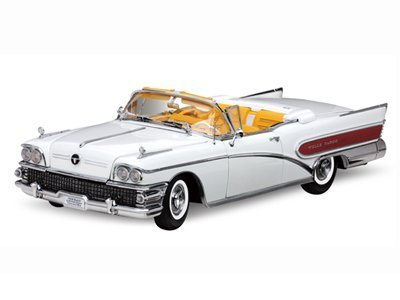 1958-buick-limited-convertible-wells-fargo-white-118-platinum-edition-by-sunstar