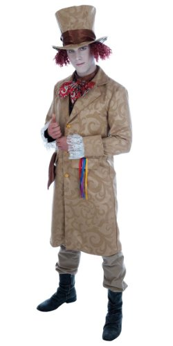 Dickensian feiner Pinkel - erwachsenes Abendkleid-Kostüm - M