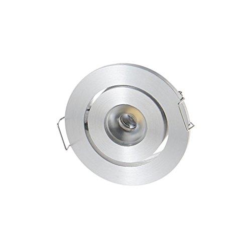 Preisvergleich Produktbild LED 3W Einbau-Strahler Einbau-Spot Glas Einbau-Leuchte DC12V
