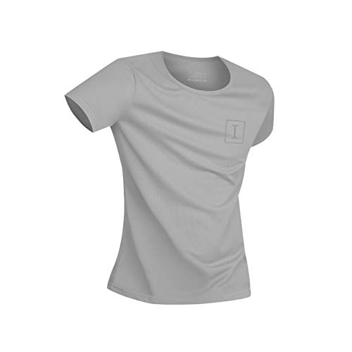 Irypulse Camiseta Hidrofóbica Hombres Mujeres, T