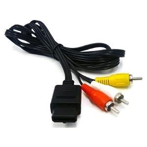 Snes/GameCube/N64/GC Composite AV-Kabel
