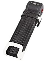 Trelock FS 300 TRIGO L Faltschloss 100 cm weiß 2017 Kabel