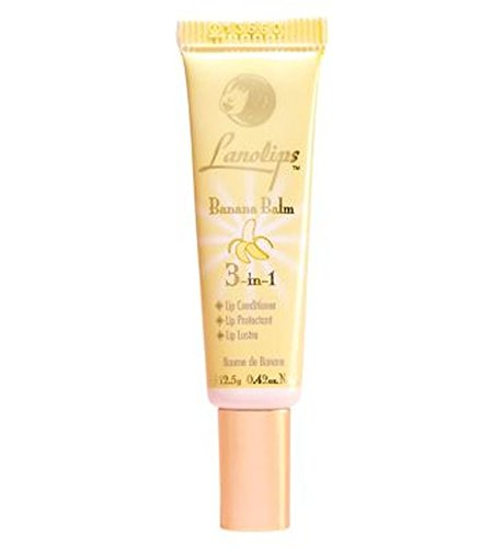 Lanolips TM Banane Baume 3-En-1 - Lot De 6