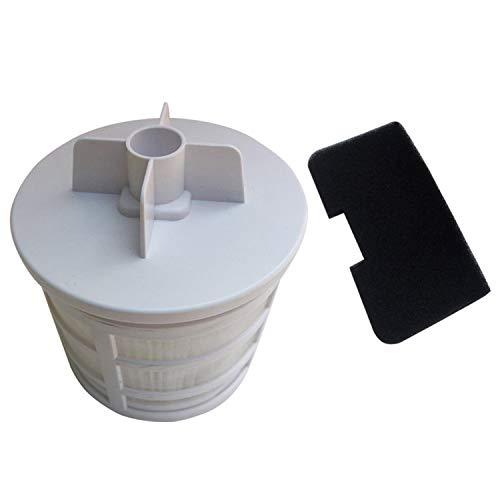 Bestlymood Kit de Filtro Tipo Hepa para Aspiradoras Hoover Sprint y Spritz # 39001039