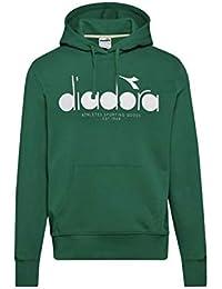 Amazon.it  Diadora - Felpe senza cappuccio   Felpe  Abbigliamento fd19c50dd43
