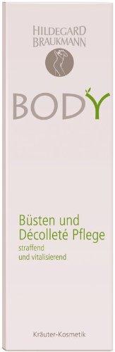 Hildegard Braukmann Body Büsten und Décollté Pflege, 1er Pack (1 x 100 ml)