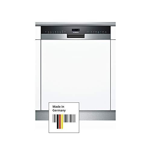 Siemens SN558S06TE Geschirrspüler Teilintegriert A+++ / 237 kWh/Jahr / MGD / 2660 L/jahr / VarioSpeed Plus / BrilliantShine System, Amazon Dash Replenishment fähig