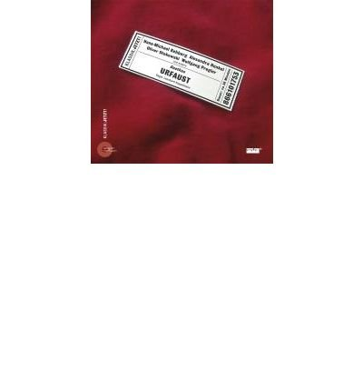 Urfaust. CD (CD-Audio)(German) - Common