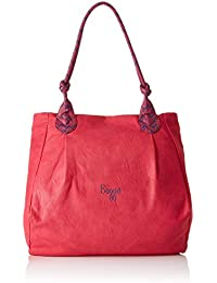 Baggit Women's Handbag (Fuschia)