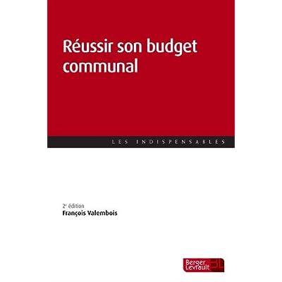 Réussir son budget communal