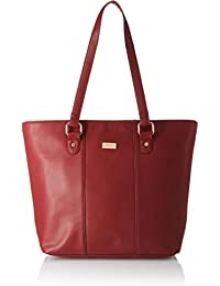 Satya Paul Women's Handbag (Maroon)
