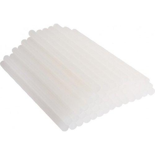Preisvergleich Produktbild 25 Stück (ca. 500 Gramm) Heißklebestifte Heißklebepatronen Heißklebesticks Universal 11x200 mm
